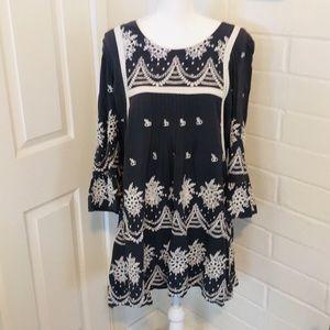 GORGEOUS SUNDANCE Boho Style Dress!